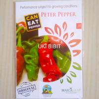 ( 1 Pack ) Benih Cabe Peter Pepper PACK ORIGINAL