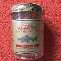 K-Max Alaska Deep Sea Fish Oil Omega 3