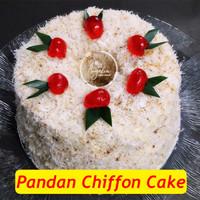 Chiffon Pandan / Kue Pandan / Kue Hantaran / Kue Ulang Tahun Enak