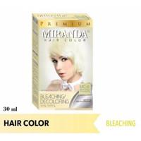 MIRANDA HAIR COLOR MC-6 BLEACHING