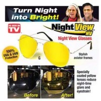 Kacamata Night View HD Vision Anti Silau #EH005