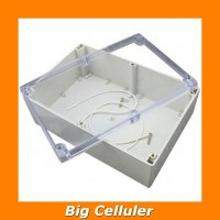 Vange Box Panel Listrik Waterproof 240 x 160 x 90 MM - VG-I01 - White