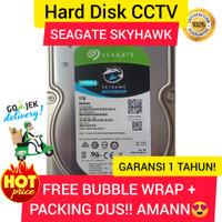 HDD SEAGATE 1TB VIDEO RFI ORIGINAL HARD DISK CCTV 1 TB Garansi 1 Tahun
