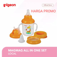 PROMO Pigeon magmag all in one set training cup