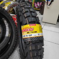 Dunlop D605 460-18 ban motor cross klx wr155 crf