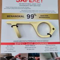 SAFEKEY by Malibu (Corona Finger) / CoFing / Gantungan kunci corona