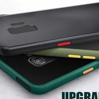 Samsung S9 Shockproof Transparent Matte Case