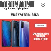 VIVO Y50 PRO RAM 8/128 GARANSI RESMI VIVO INDONESIA