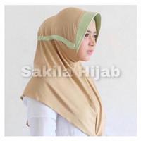 Hijab Serut Jokowi Kombinasi Jilbab Serut Jokowi Kombinasi