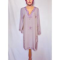 baju atasan muslim wanita blus bali adem tipis tangan panjang kurung