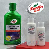 Turtle Wax Scratch & Swirl Remover Kemasan REPACK