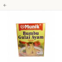 Munik Bumbu Gulai Ayam 100gr box