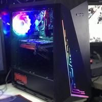 CPU / PC RAKITAN GAMING i7 + SSD Cocok buat Gaming,Design,Editing High