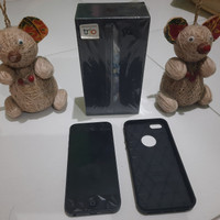 iphone 5 16gb warna hitam