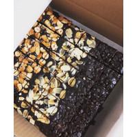 Kue Mix Brownies 3 rasa - Homebaked UNA
