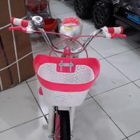 sepeda anak mini daisy evergreen / tricycle mini
