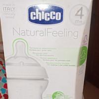 Botol Susu Chicco Original for Baby 4m+
