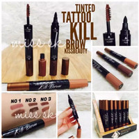 KILL BROW / Kiss Beauty Tinted Tattoo Kill Brow Miracle Look