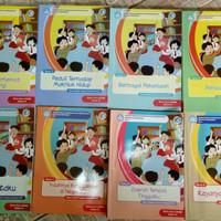 Paket Buku Guru Tematik Kelas 4 tema 1,2,3,4,5,6,7,8,9