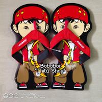 Sandal Lucu Sancu Sendal Jepit Karet Karakter Kartun BOBOBOI Murah