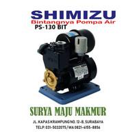 Pompa Air Shimizu Sumur Dangkal PS 130 BIT PS130BIT ASLI SNI