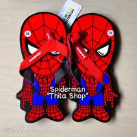 Sandal Lucu Sancu Anak Cowok Karakter Kartun SuperHero SPIDERMAN Murah