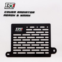 Cover Radiator Yamaha Lonjong TZM Project (Aerox, New/Old Nmax & Lexi)