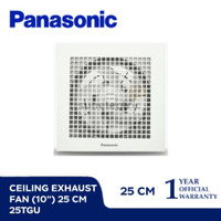 "Ceiling Exhaust Fan /Kipas Angin Plafon Hisap 10"" inch Panasonic 25TGU"