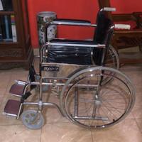 kursi roda bekas