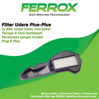 FERROX Filter Udara Honda ADV150 ADV 150 (2019-Up)