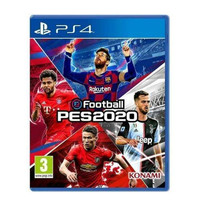 BD KASET PS4 PES 2020 PRO EVOLUTION SOCCER 2020 REG 2 ENGLISH NEW
