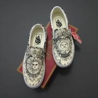 Sepatu Sneakers Vans Slip On Classic Ouroboros Original 100% BNIB