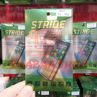 STRIDE TEMPERED GLASS PROTECTOR PREMIUM QUALITY ALL TYPE HANDPHONE