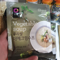 sup instant korea 60gr vegetable Soup Chung Jung One
