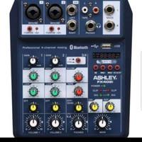 mixer audio ashley FX-402i ORIGINAL (4CH)