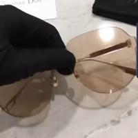 Kacamata dior nude
