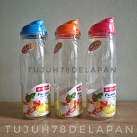 Lion Star Fusia Cool Pot 1200ml / Botol Air Minum/ Botol Air Kulkas