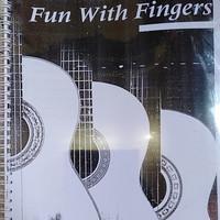Buku Belajar Gitar Finger style v2