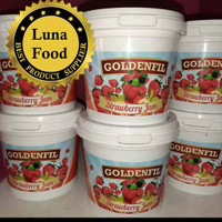 goldenfield strawberry jam