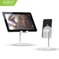 Robot RT-US05 Table Phone Tab Ipad Holder Stand Aluminium Foldable