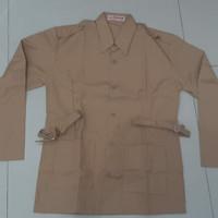 Baju Pramuka Polos Cewek SMP SMA Harapan (Seragam Sekolah)