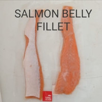 Salmon Belly Fillet Fresh