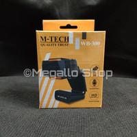 M-TECH WB300 MTECH WB-300 Webcam HD 480P Garansi Resmi