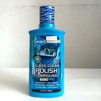 Waxco Nano Tech Glass Clean Polish Compound 20pml -