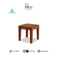 Olymplast Coffee Table OCT-R / Meja Teras / Meja Tamu / Meja Plastik