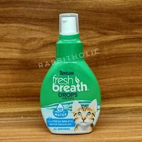 Penghilang Bau Mulut Kucing TropiClean Fresh Breath for Cat 65ml