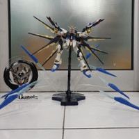 MG 1/100 Gundam Strike Freedom Full Burst Mode 2nd BANDAI
