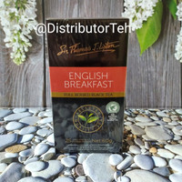 Sir Thomas J. Lipton English Breakfast Full Bodied Black Tea