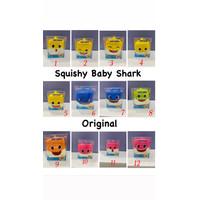 Baby shark squishy