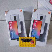 Xiaomi Redmi Note 9 PRO 6/64 Garansi Resmi